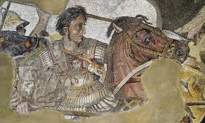 Alexander The Great – just a step too far?