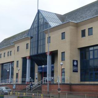 newport central police station